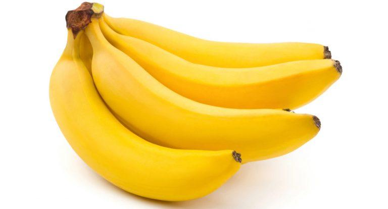 El plátano que todo lo arregla.