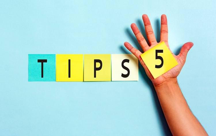 5 tips, artículo de Esclerosis Múltiple España